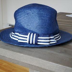 Kate Spade Navy Straw hat